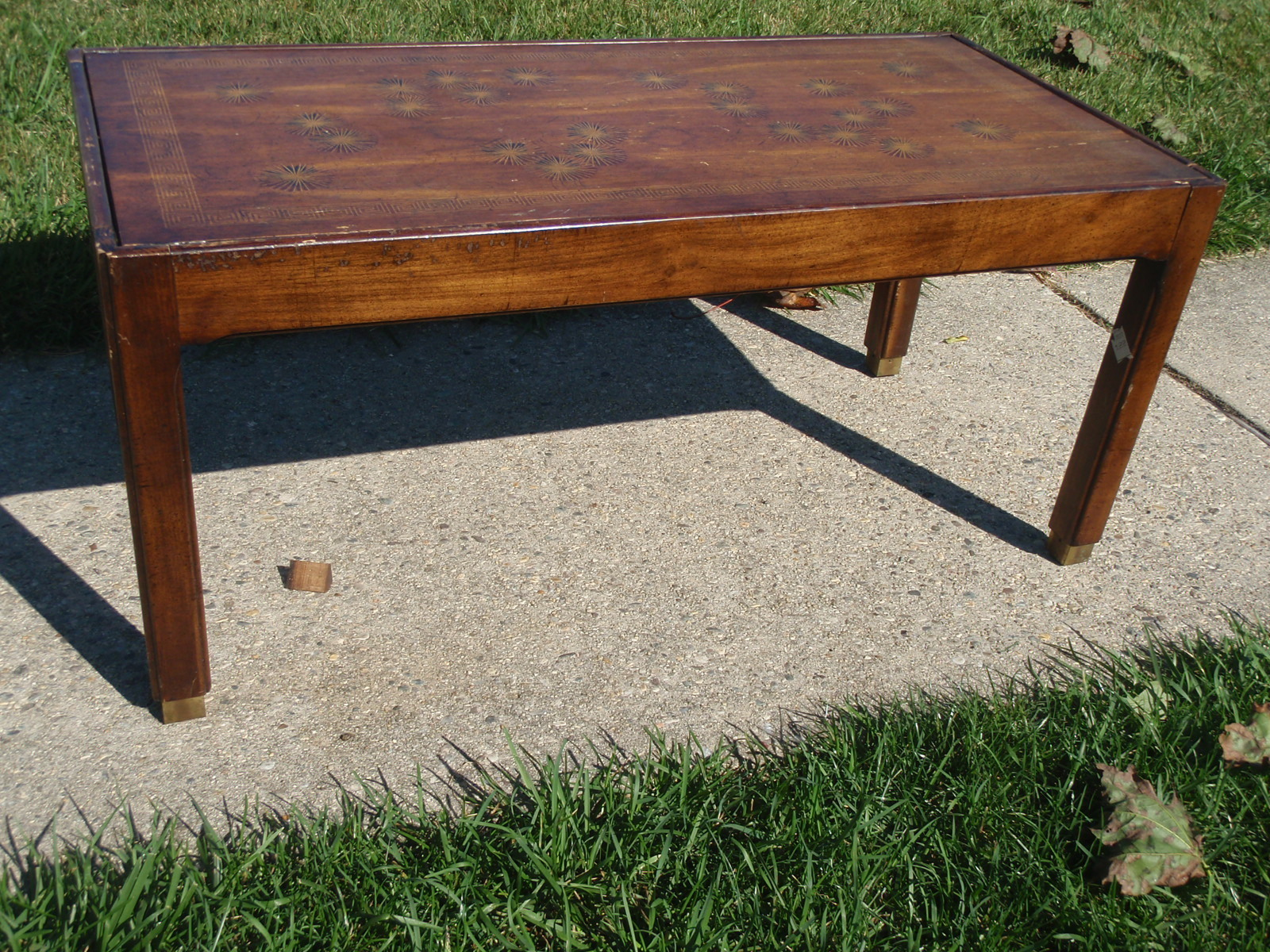 infamous table | brandt furniture & the cold war | montreal digs