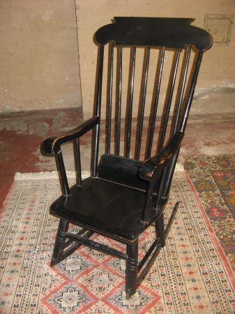 boston rocking chair plans