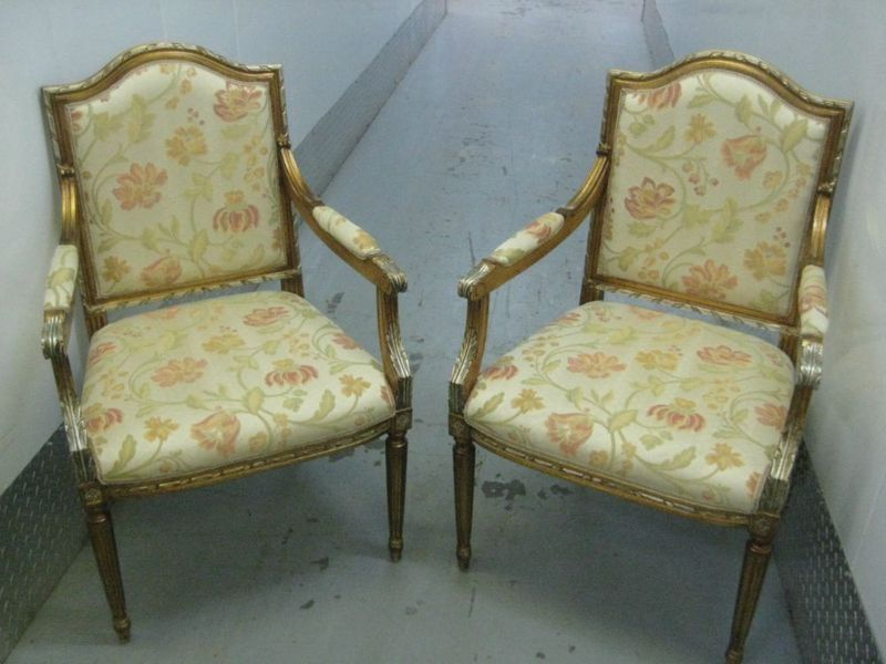 Pair French Fauteuils. French Fauteuils to  70s Chrome   Kijiji Montreal Vintage