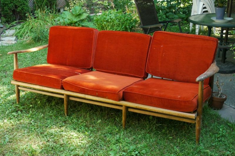 Vintage sofa kijiji for M furniture montreal