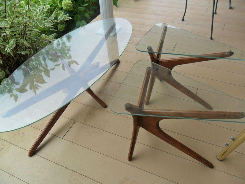 Kagan Style Tables