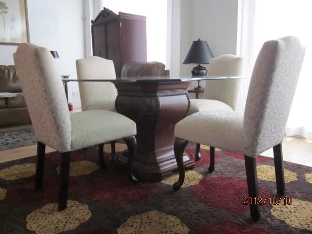 Flipped off vintage furniture picks on craigslist