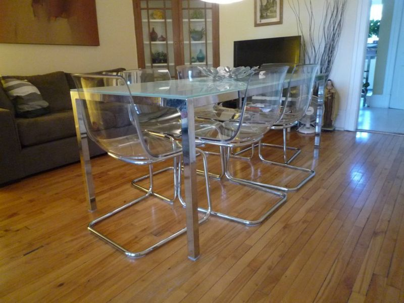 Glass Table Ikea Images