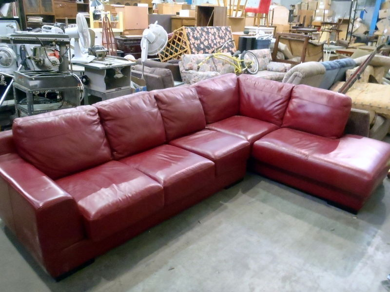 jaymar red leather sofa red leather sectional by canadian manufacturer