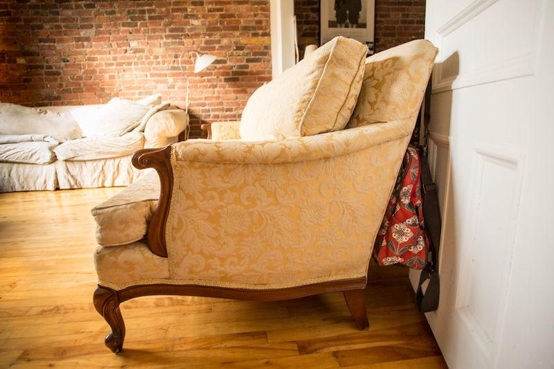 French Provincial Sofa. Vintage Furniture Finds   Kijiji   Craigslist Montreal   Montreal Digs