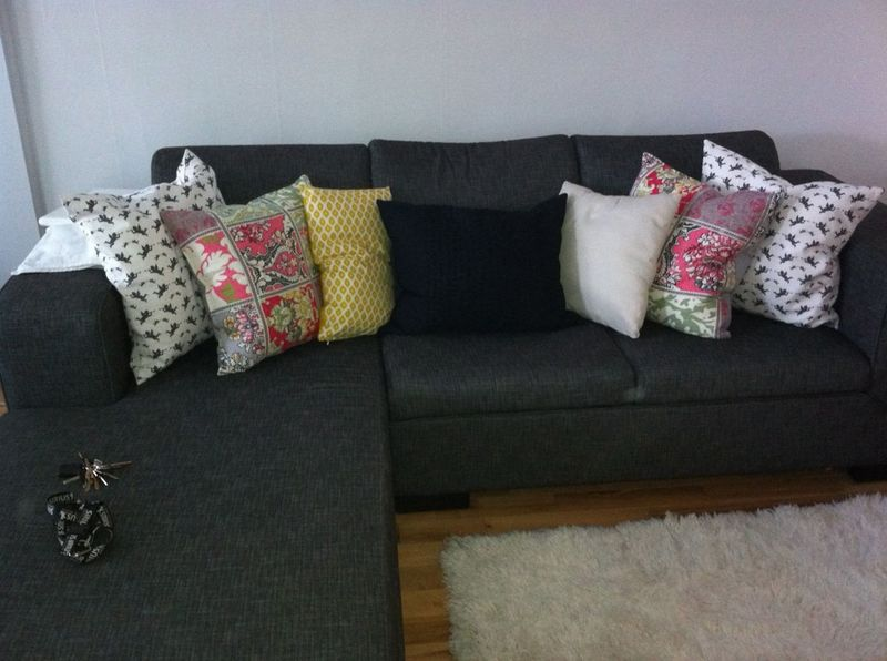 Delightful Sectional.Sofa