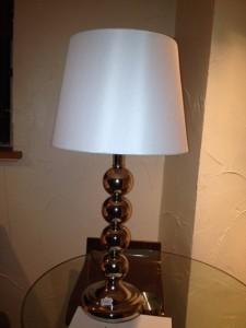 Stacked.Chrome.Ball.Modern.Lamp