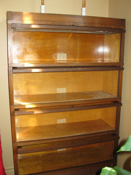 woodworking plans lawyer bookcase