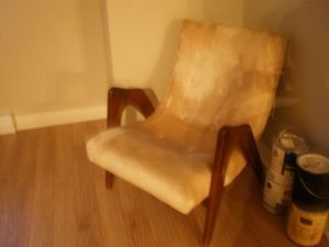 Midcentury.Lounge.Chair.Teak