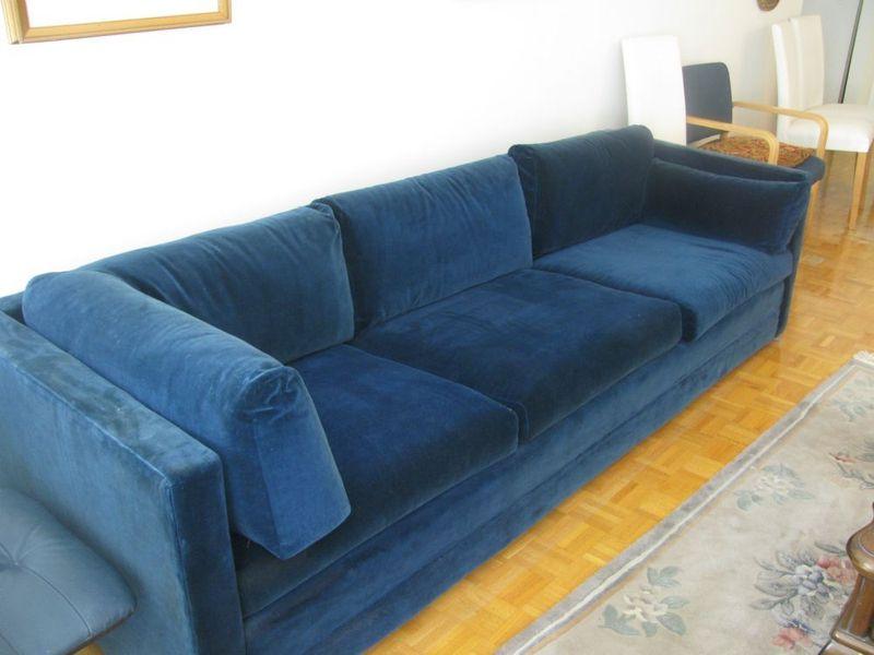 Velour Sofa vintage sofa and loveseat wwyd
