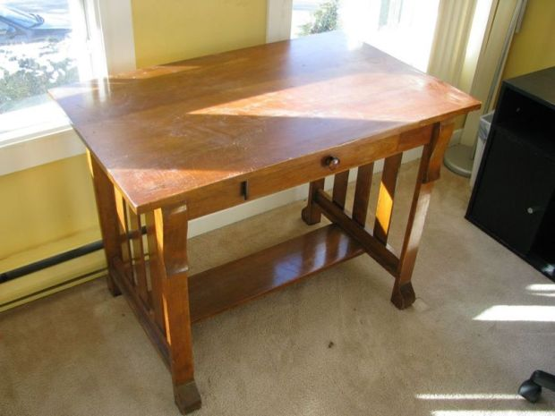 Build Extendable Dining Table Plans DIY woodworking kit  : mission oak desk from sloppy58dxi.wordpress.com size 620 x 465 jpeg 38kB