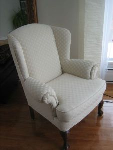 Wing.Chair.Cream