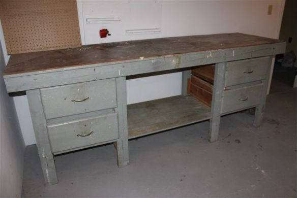 Old Workbenches For Sale Plans Free Download Humorous24qer