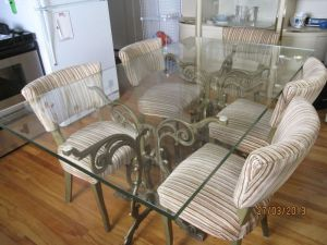 Iron.Glass.Dining.Table