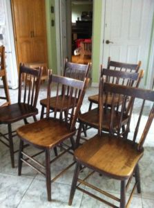 Six.Ursuline.Convent.Chairs