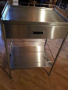 Stainless.Steel.Kitchen.Cart