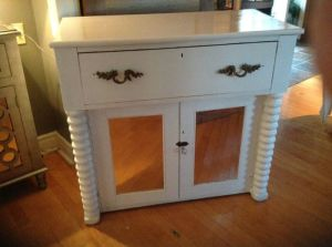 White.Vintage.Buffet