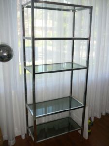 Chrome.Etagere