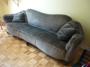 Grey.Art.Deco.Sofa