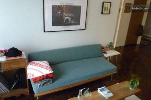 Midcentury.Daybed.Sofa