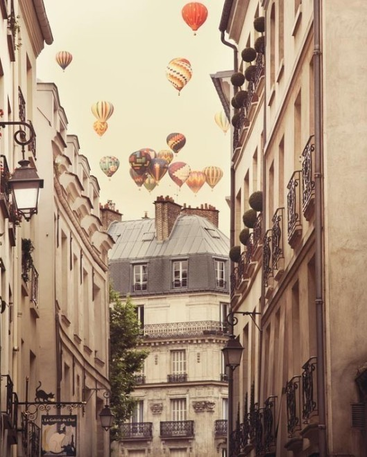 Paris is a Feeling. By amazing Montreal-based travel & nature photographer Irene Suchocki (who happens to be a friend - hi Irene!) She's a top seller on Etsy, with work currently featured in Target, and seen in various magazines, museums, film & more.