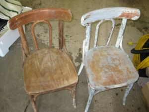 Dropleaf.Table.Chairs.Shabby.Chic