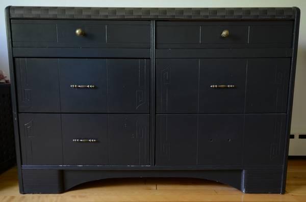 Build Your Own Dresser Valet