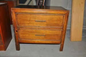 Fruitwood.Nightstand