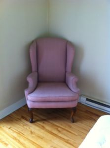 Lilac.Wingchair