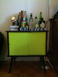 Lime.Green.Black.Cabinet