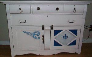 Vintage.Sideboard.Dresser