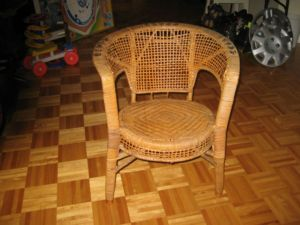 Wicker.Chair