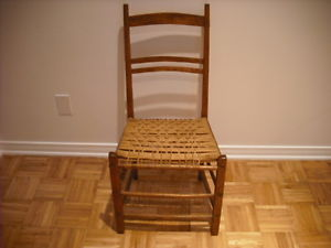 Antique.Quebec.Chair