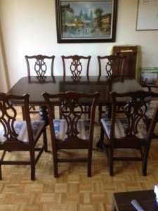 Ethan.Allen.Dining.Room.Set