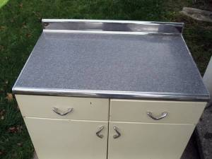 Metal.Medical.Cabinet.Formica.Chrome