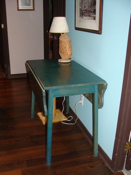 Foyer Table Kijiji : Thrifty thanks montreal vintage furniture digs