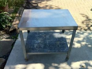 Stainless.Steel.Work.Table