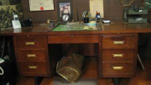 Vintage.1960.Wood.Desk