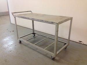 Vintage.Metal.Industrial.Rolling.Carts