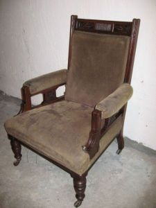 Edwardian.Carver.Armchair.Chair