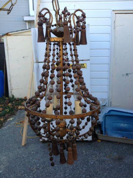 vintage chandelier: NEW 200 VINTAGE CHANDELIER MONTREAL